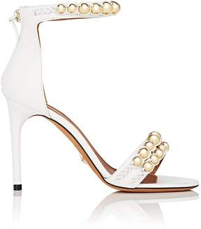 Givenchy Women's Bead-Embellished Leather Sandals
