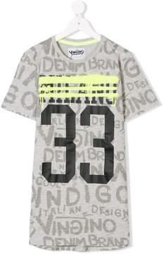 Vingino TEEN graffiti-print T-shirt