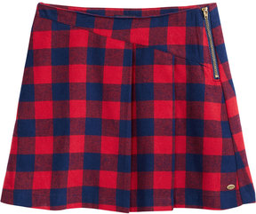 Tommy Hilfiger Pleated Plaid Skirt, Big Girls (7-16)