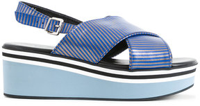 Robert Clergerie Pulpa platform sandals