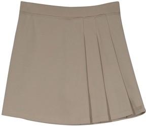 Chaps Girls 4-16 School Uniform Pleated Skort