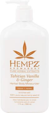 Hempz Aromabody Tahitian Vanilla & Ginger Herbal Body Moisturizer