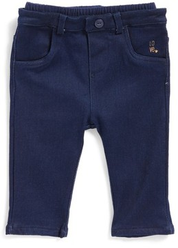 Robeez Infant Girl's Soft Jeans
