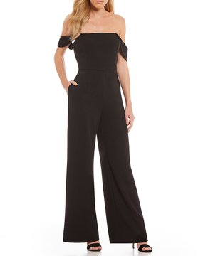 Antonio Melani Mindy Off the Shoulder Jumpsuit