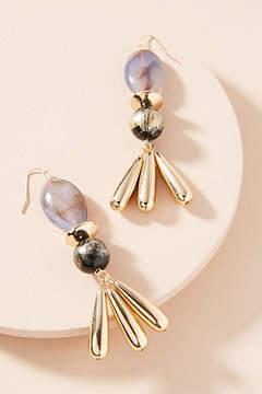 Anthropologie Violetta Drop Earrings