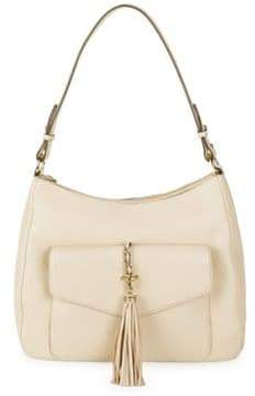 Karl Lagerfeld Tess Pebble Hobo Shoulder Bag