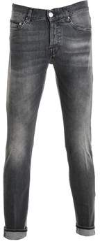 Armani Jeans Men's Grey Cotton Jeans.