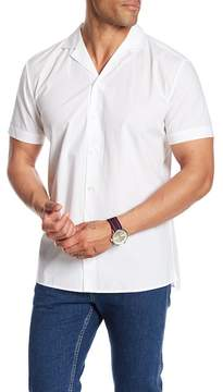 HUGO BOSS Short Sleeve Button Down Slim Fit Shirt