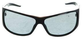 Just Cavalli Rectangle Shield Sunglasses
