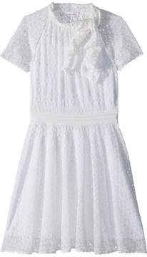Missoni Kids Mini Miss Lace Dress Girl's Dress