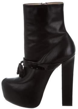 Ruthie Davis Audrina Platform Ankle Boots