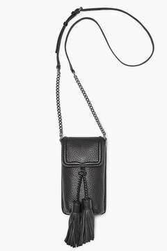 Rebecca Minkoff Isobel Chain Phone Crossbody - NATURAL - STYLE