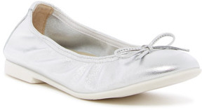 Naturino Metallic Ballet Flat (Little Kid & Big Kid)