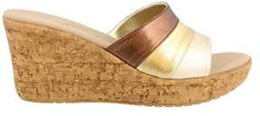Onex Women's, Balero High Heel Wedge Sandals.