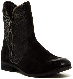 Catherine Malandrino Vesta Short Leather Boot