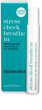 This Works Stress Check Breathe In Body Oil Roll-On