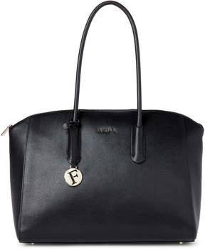 Furla Onyx Tessa Large Leather Handbag