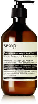 Aesop - Resurrection Aromatique Hand Wash, 500ml - Colorless