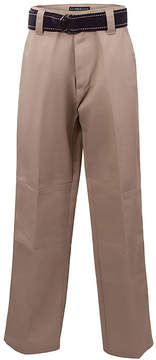 U.S. Polo Assn. USPA Belted Pants - Boys 8-16