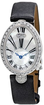 Breguet Reine de Naples Mother of Pearl Dial Ladies Watch