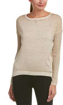 Blanc Noir Boyfriend Sweater