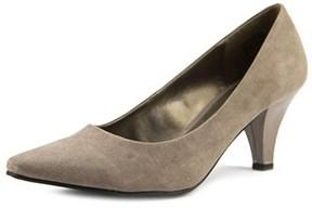 Karen Scott Meaggann Pointed Toe Synthetic Heels.