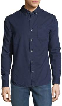 Joe's Jeans Harvey Twill Button-Down Shirt