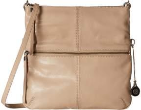 The Sak Sanibel Foldover Crossbody Cross Body Handbags