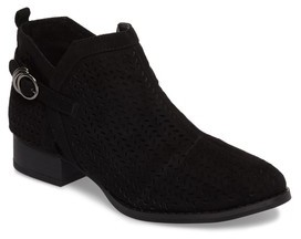 Vince Camuto Girl's Campina Perforated Bootie