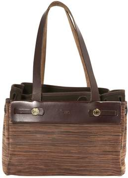 Hermes Herbag leather handbag - MULTICOLOUR - STYLE
