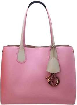 Addict leather handbag
