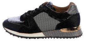 Louis Vuitton Run Away Ponyhair Sneakers