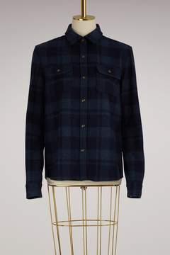 A.P.C. Wool Girl skirt
