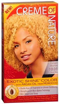 Creme Of Nature Argan Oil Exotic Shine Permanent Hair Color Kit