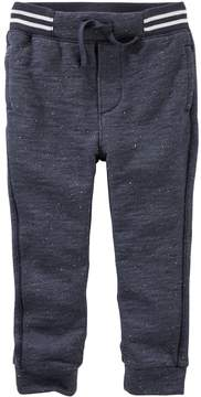 Osh Kosh Toddler Boy French Terry Jogger Pants
