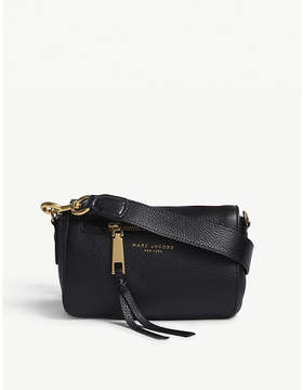 Marc Jacobs Recruit leather cross-body bag - ARMY GREEN - STYLE