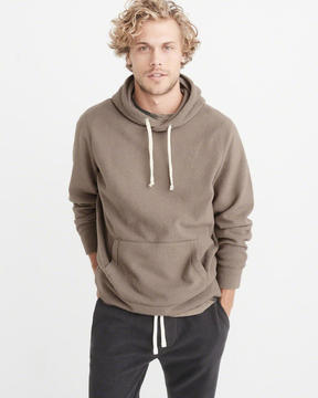 Abercrombie & Fitch Sherpa Pullover