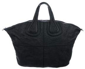 Givenchy Textured Leather Nightingale Bag