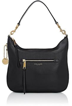 Marc Jacobs Women's Recruit Hobo - BLACK - STYLE