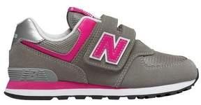 New Balance Unisex Children's 574 Sneaker - Hook and Loop