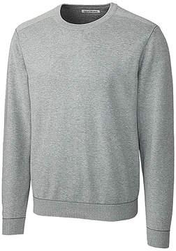 Cutter & Buck Heather Gray Broadview Crew Sweatshirt - Men