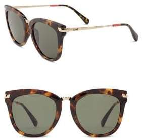 Toms 51MM Butterfly Sunglasses