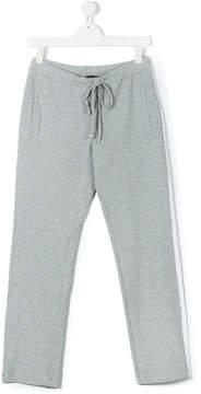 Roberto Cavalli teen track trousers