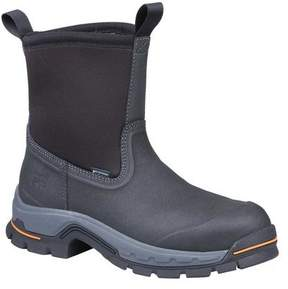 Timberland Unisex Stockdale Alloy Toe Wellington Work Boot