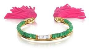 Aurelie Bidermann Women's Multicolor Metal Bracelet.
