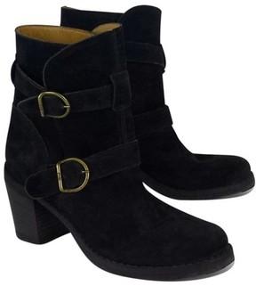 Fiorentini+Baker Fiorentini & Baker Black Suede Ankle Boots