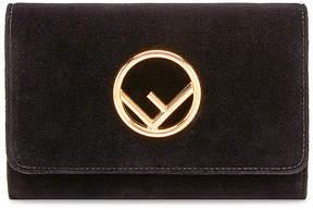 Fendi Velvet Wallet on Chain