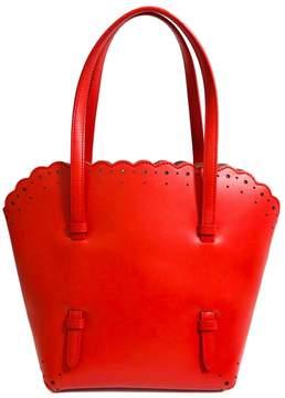 Alaia Red Leather Handbag