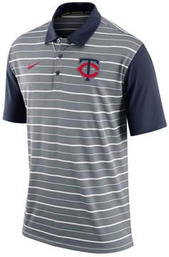Nike Men's Minnesota Twins Dri-fit Polo