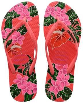 Havaianas Slim Floral Print Sandal
